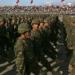 Desfile militar - Foto AFP