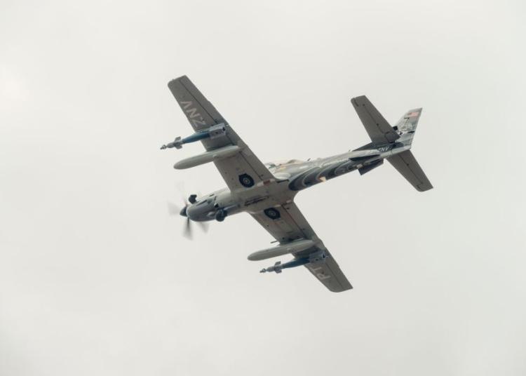 O tenente Christopher Carey Short, de Canandaigua, Nova York, faleceu em 22 de junho quando o avião A-29 pilotava caiu durante uma missão na Red Rio Bombing Range, parte da White Sands Missile Range, ao norte da Base Aérea Holloman.  FOTO DE FORÇA AÉREA DOS EUA