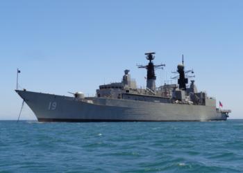 Fragata Almirante Willians Foto: Juan Carlos C.