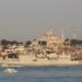 Fragata da Marinha da Rússia no estreito de Bósforo a caminho do mar Mediterrâneo 25/08/2018 REUTERS/Yoruk Isik
