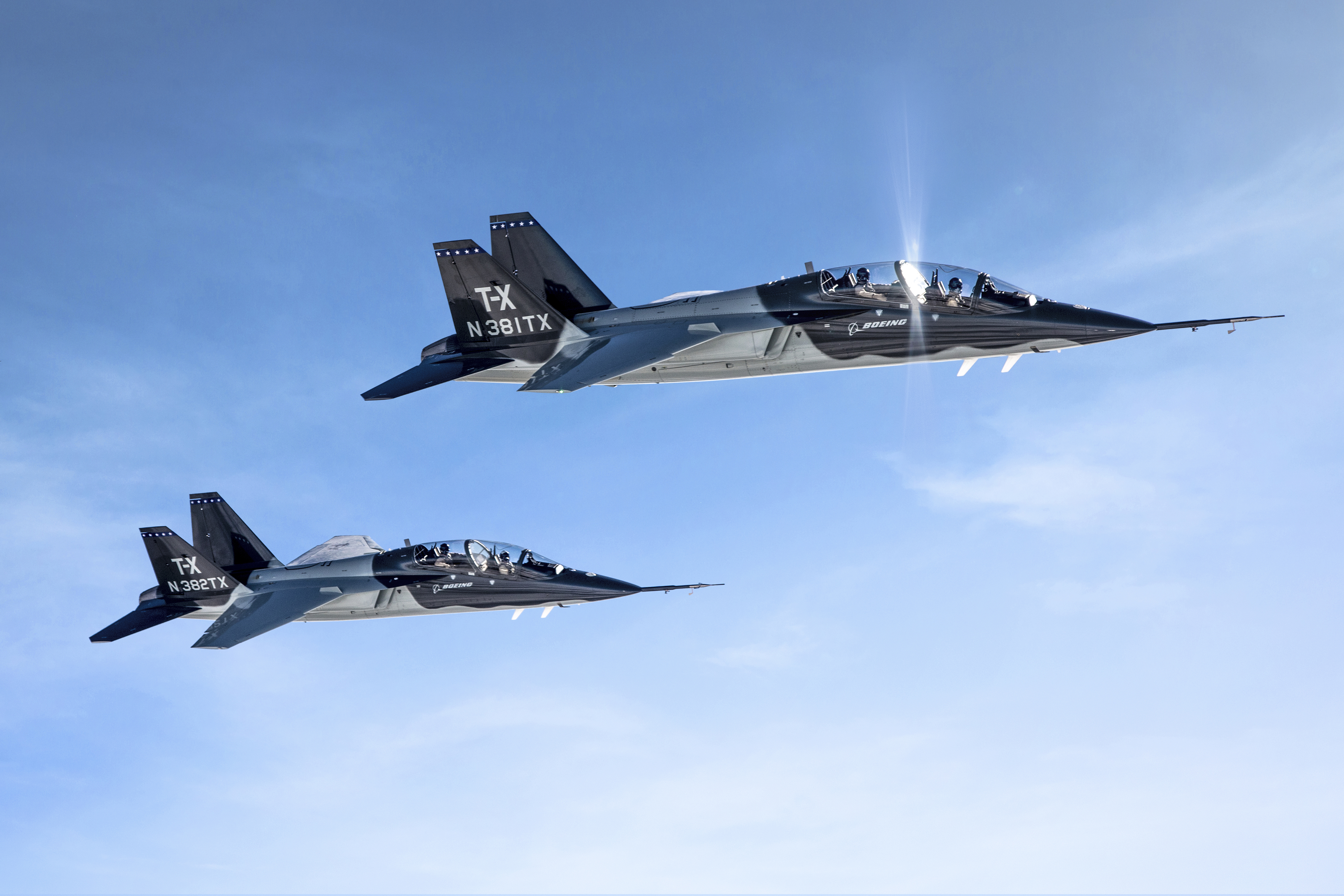 T-X_T-1 & T-2 Arch Pass, Fly By & Ramp Sequences_STL_4/27/2017_RMS#307321_MSF17-0022 Series_Photos by John Parker