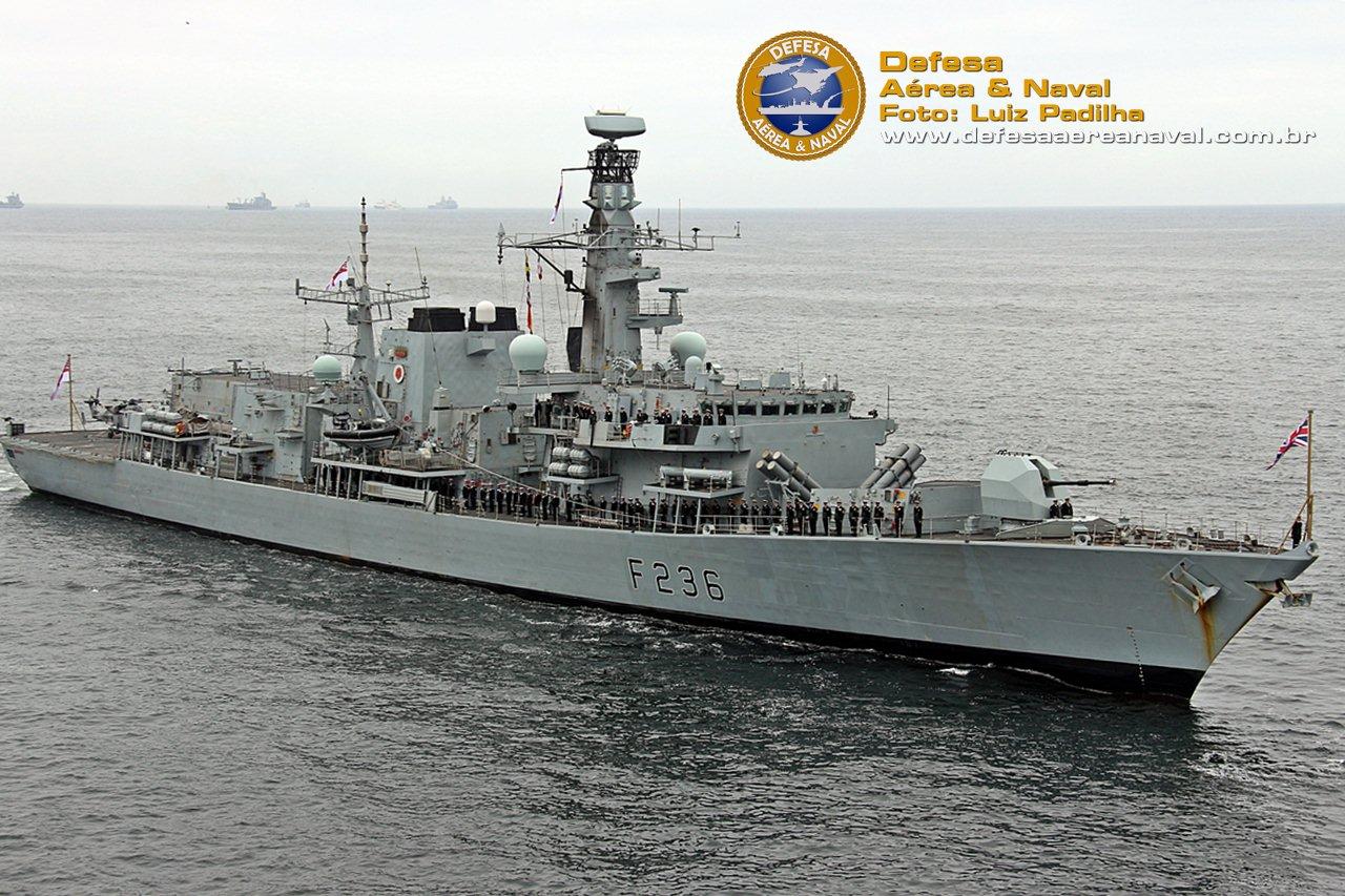 Fragata Type 23 HMS Montrose