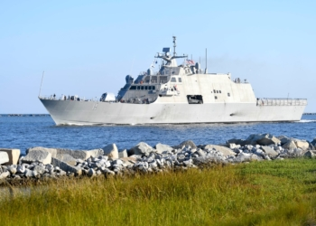 USS Sioux City (LCS 11)