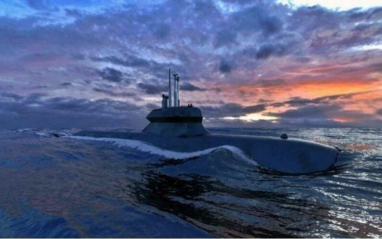Submarino A26 da Saab
