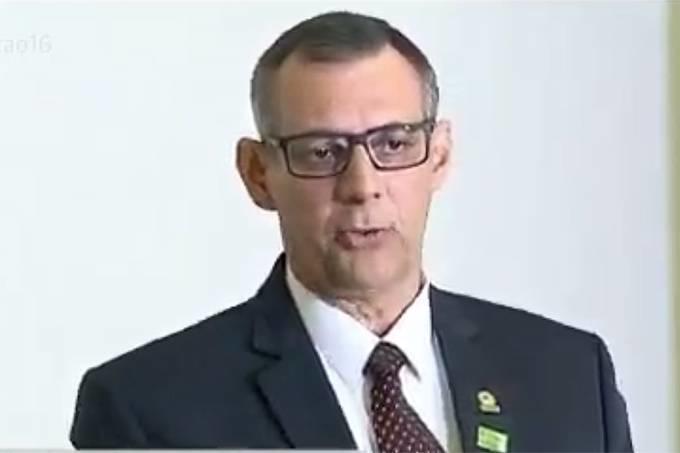 Otávio do Rêgo Barros, porta-voz do Palácio do Planalto (Globonews/Reprodução)