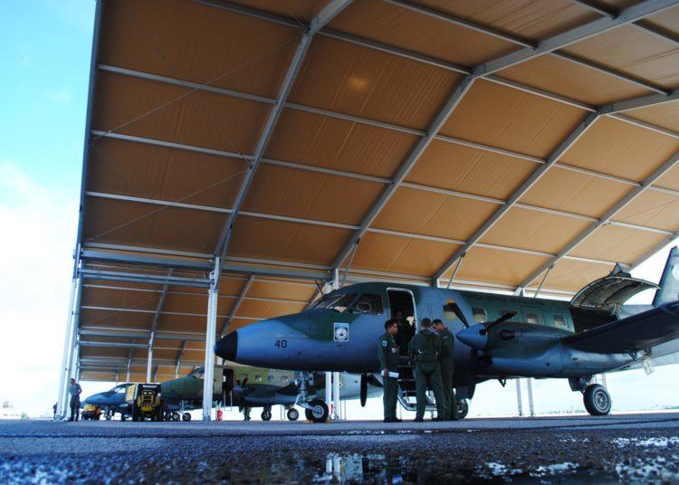 Aeronave C-95 Bandeirante