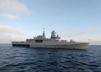 Corveta Meko A100 Slasak da Marinha Polonesa