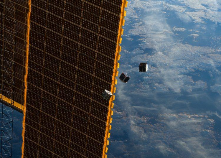 NanosatC-BR - Nanossatélites (Cubesat) - Imagem NASA