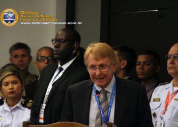 Jackson Schneider - presidente da Embraer Defesa e Segurança