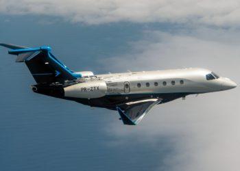 Praetor 600 da Embraer