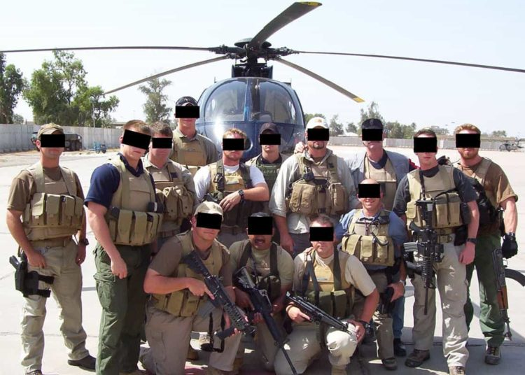 Mercenários do Blackwater