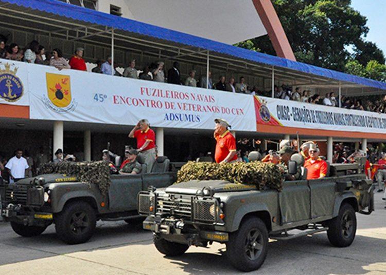 45º Encontro de Veteranos reúne gerações de Fuzileiros Navais no CIASC