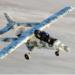 Sistema Argos II equipando aeronave de observação