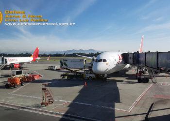 Hub da Avianca no Aeroporto Internacional El Dorado - Bogotá-Colômbia