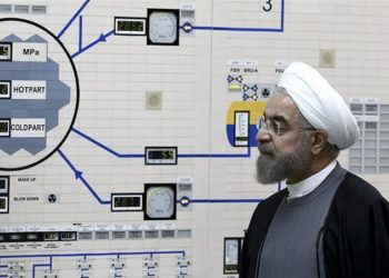 Presidente do Irã, Hassan Rouhani Foto: Mohammad Berno