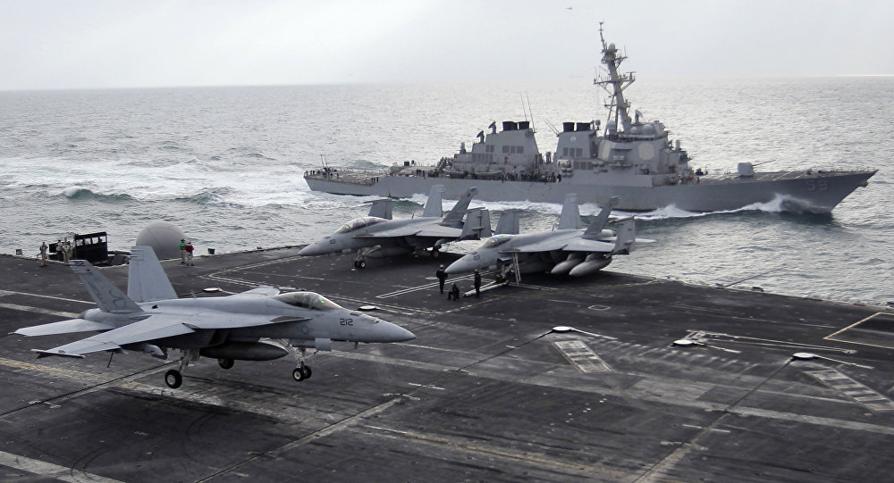 USS Abraham Lincoln Battle Group