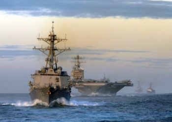 USS Abraham Lincoln Carrier Strike Group