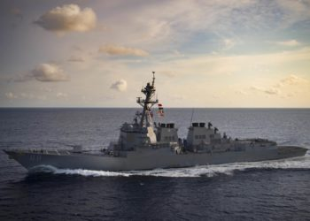 USS Preble (DDG 88) Foto Morgan K. Nall