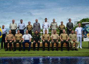 Além do Brasil, seis países contribuintes de tropas para missão de paz participam da revisão