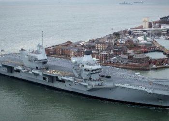 A RFA fornece apoio logístico e operacional à Marinha Real.  Imagem: Matt Cardy / Getty Images