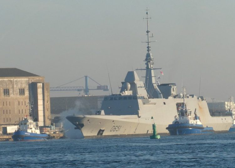 Fragata FREMM Normandie - Foto: Naval Group