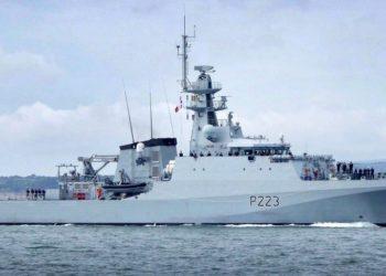 OPV HMS Medway (P 223) River class Batch 2