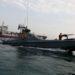 Lancha iraniana foto MIZAN NEWS AGENCY VIA AP