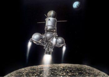 Luna-16, análoga da Luna-15 B.Borisov/Sputnik