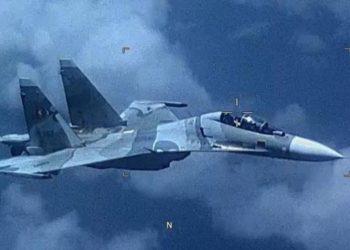 Su-30 Flanker venezuelano