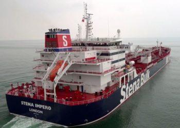 Petroleiro Stena Impero tomado por forças iranianas