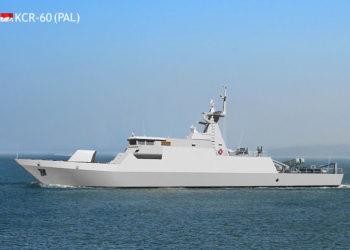 KCR-60 Fast Attack Ship