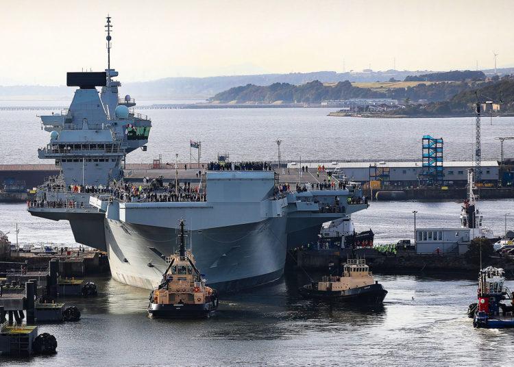 HMS Prince of Wales (R 09)