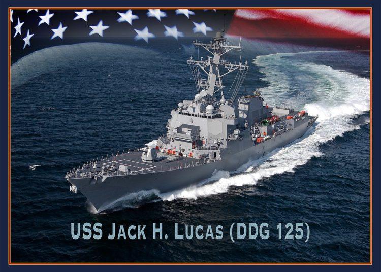 Futuro USS Jack H. Lucas -  Flight III