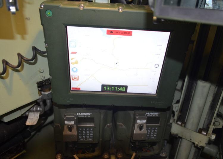 Computador Tático Militar (CTM) Foto:Autor