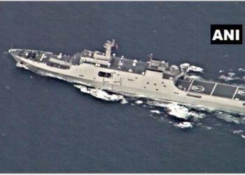 LPD Type 071 da PLA Navy