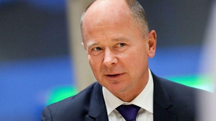 Micael Johansson, CEO da SAAB