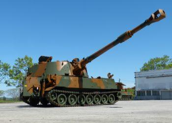 Obuseiro autopropulsado M109 A5+ BR