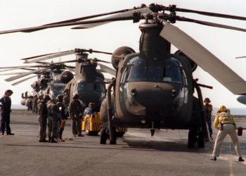 Chinooks 160º SOAR