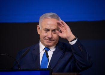 Primeiro Ministro Benjamin Netanyahu  Foto Yonatan Sindel