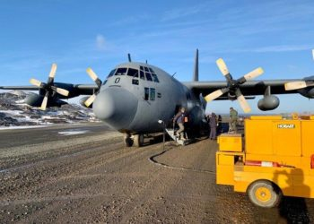 Hércule KC-130 990