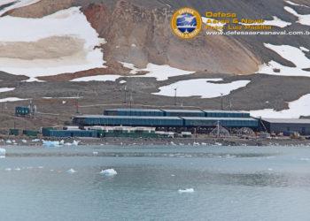 A nova Estação Antártica Comandante Ferraz - EACF