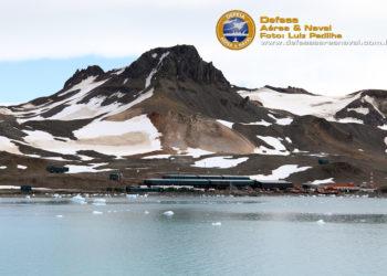 A nova Estação Antártica Comandante Ferraz