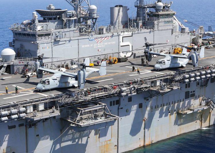 USS Bataan Foto: Raymond Minami