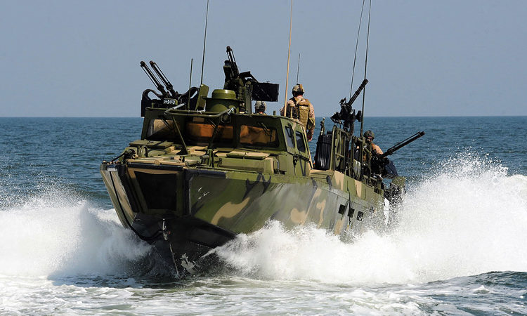 Combat Boat CB90 da US Navy