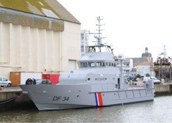 """OCEA FB100 MKII """"Kaladja"""" (DF 34)"""