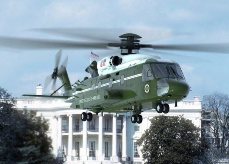 VH-92A Helicóptero presidencial dos EUA