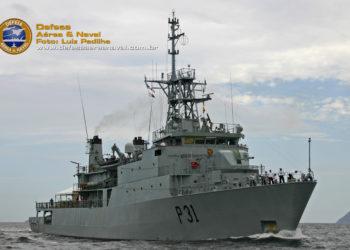 Navio patrulha LÉ Eithne (P 31)