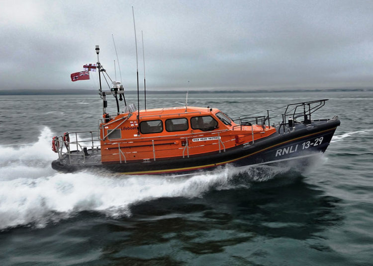 Lifeboat classe Shannon