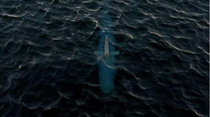 Futuro submarino não tripulado inglês