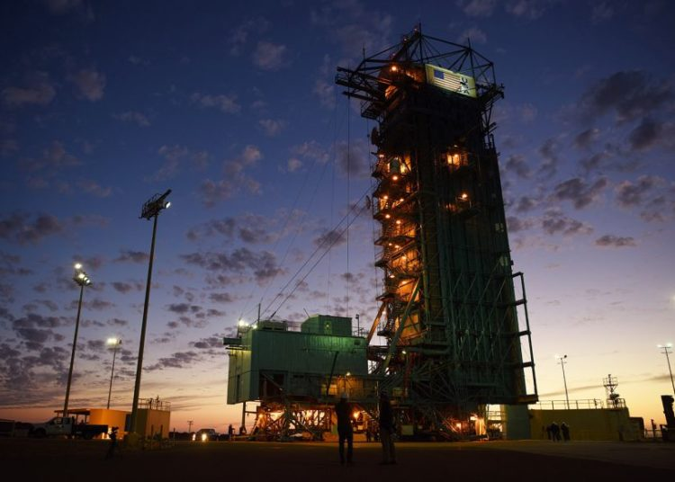Vandenberg Space Force Base -  Space Launch Complex Two